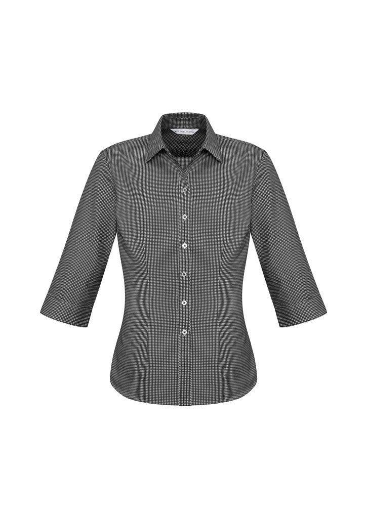 Ladies Ellison 3/4 Sleeve Shirt