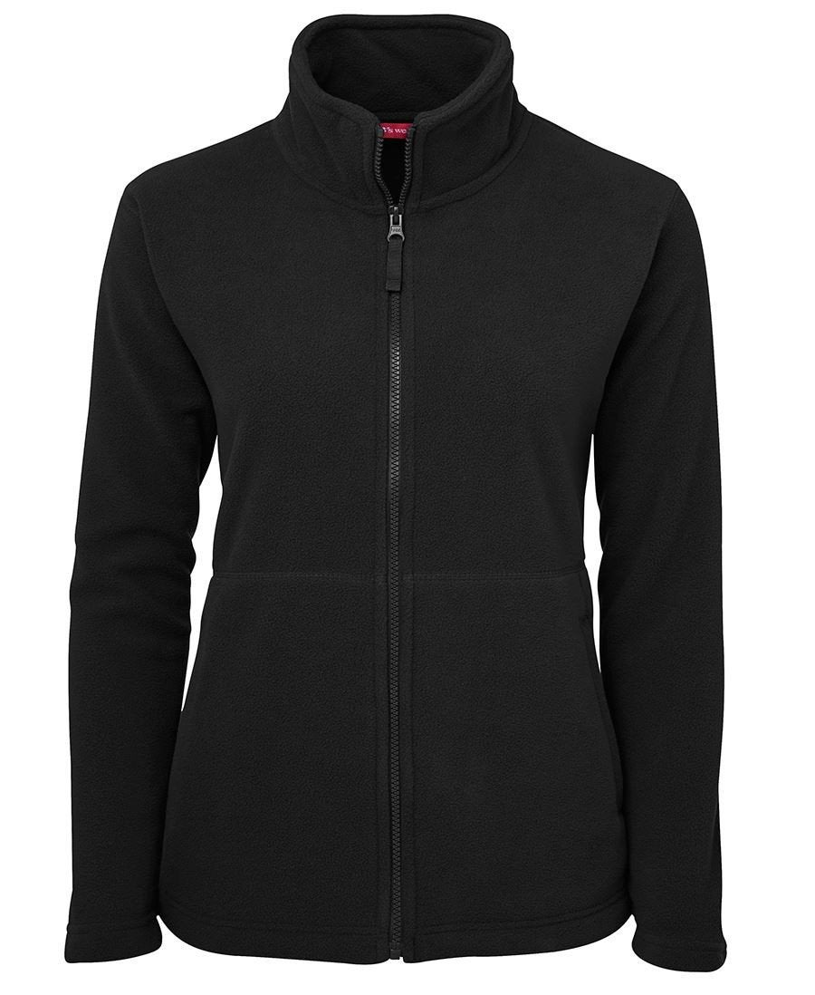 Ladies Full Zip Polar