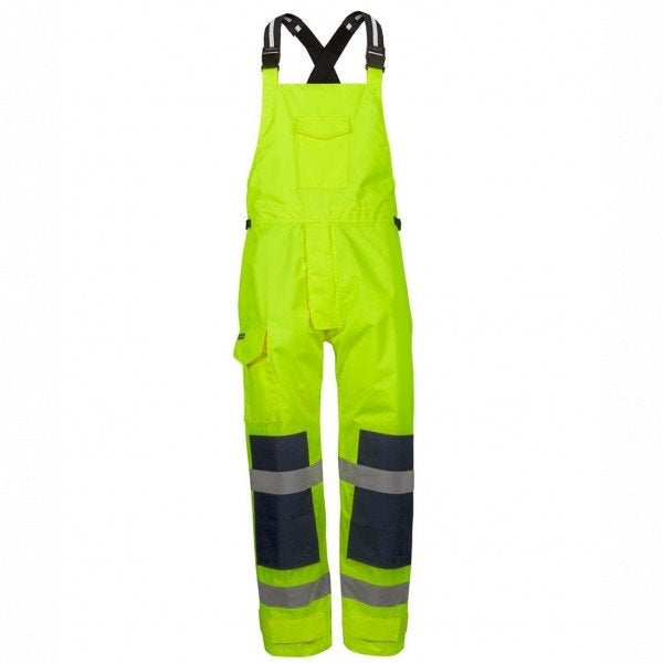 Custom Hi Vis Waterproof Bib N Brace