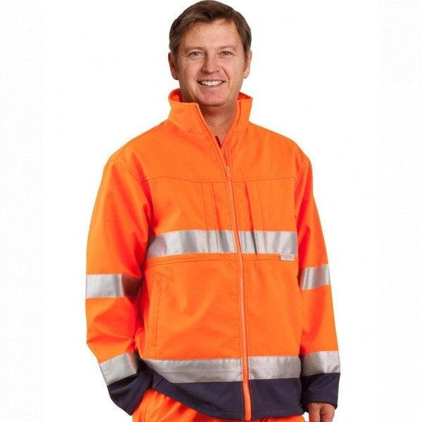 SW29 Softshell High-Vis Jacket