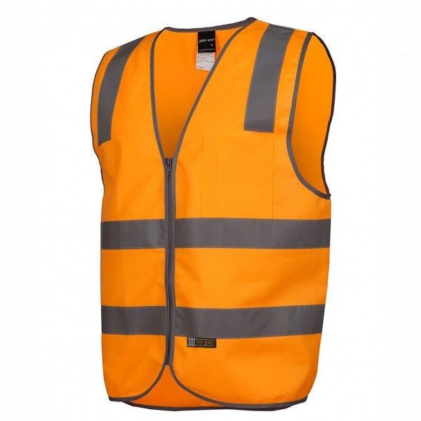 Custom VIC RAIL (D+N) SAFETY VEST
