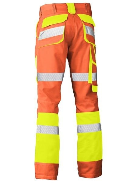 BIOMOTION DOUBLE HI VIS PANT