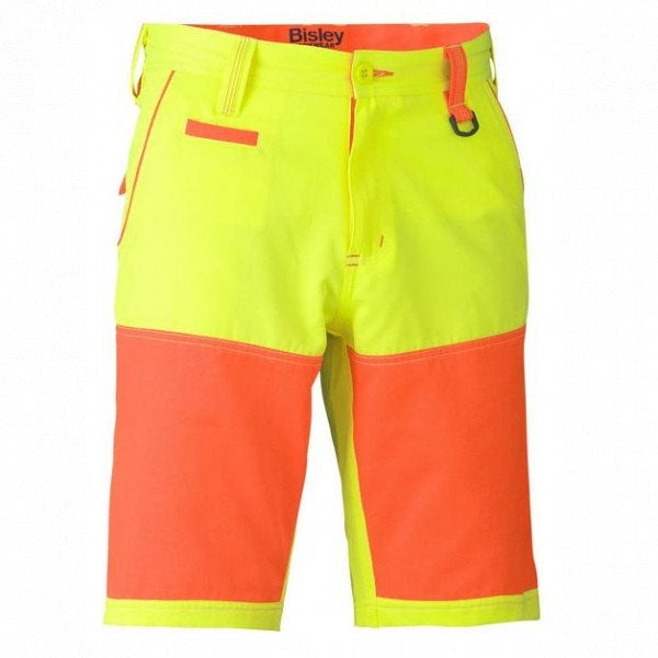 Custom DOUBLE HI VIS SHORT