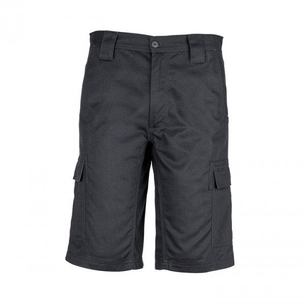 Custom MENS DRILL CARGO SHORT