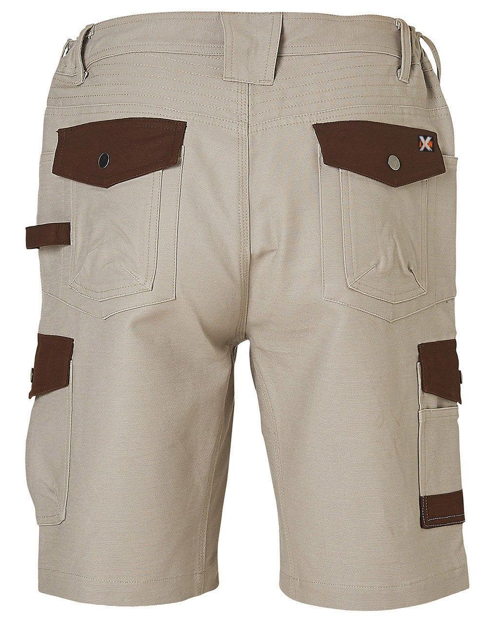 STRETCH CARGO WORK SHORTS