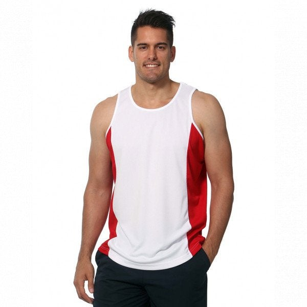 Men's Teammate Singlet
