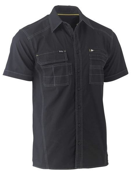 UTILITY WORK SHIRT - SHORT SLEEVE
