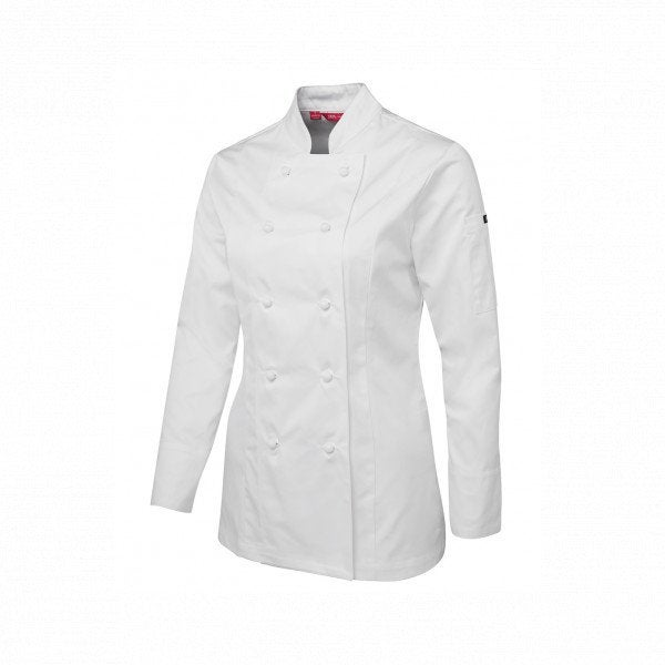 Custom Ladies L/S Chef's Jacket