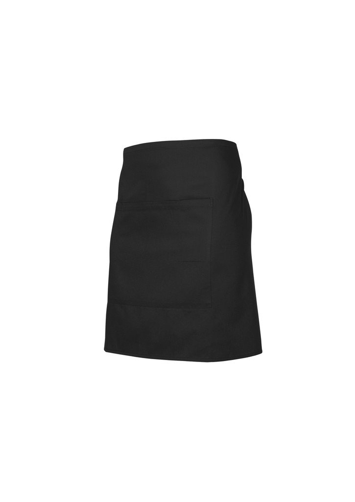 SHORT WAISTED APRON