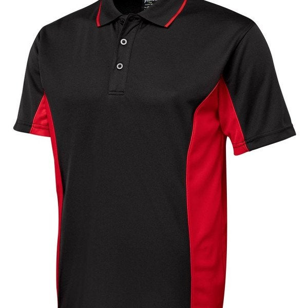 Custom CONTRAST POLO