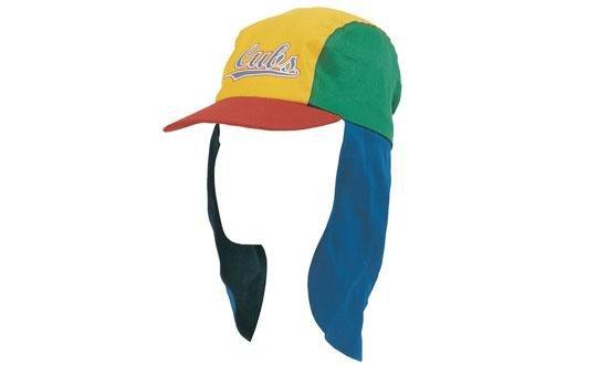 Child's Cotton Legionnaire's Cap