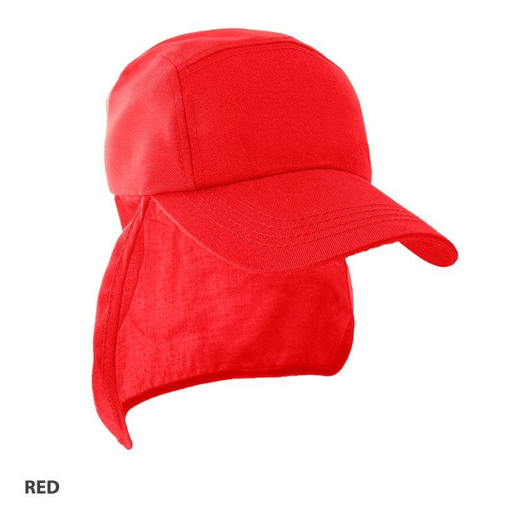 Youth Polycotton Legionnaire Cap