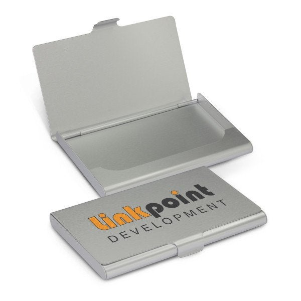 Custom Aluminium Business Card Case