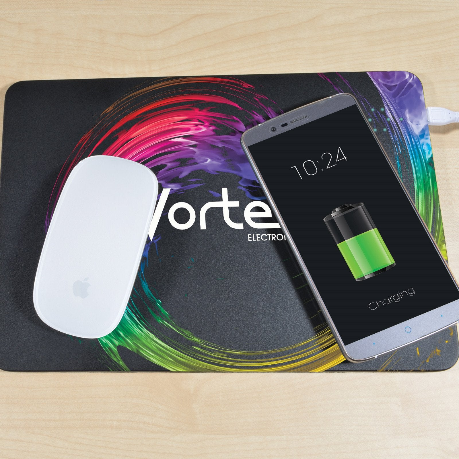 Hover Wireless Charger / Mouse Pad