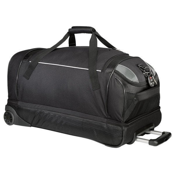 Custom Vertex Drop Bottom Wheeled Bag