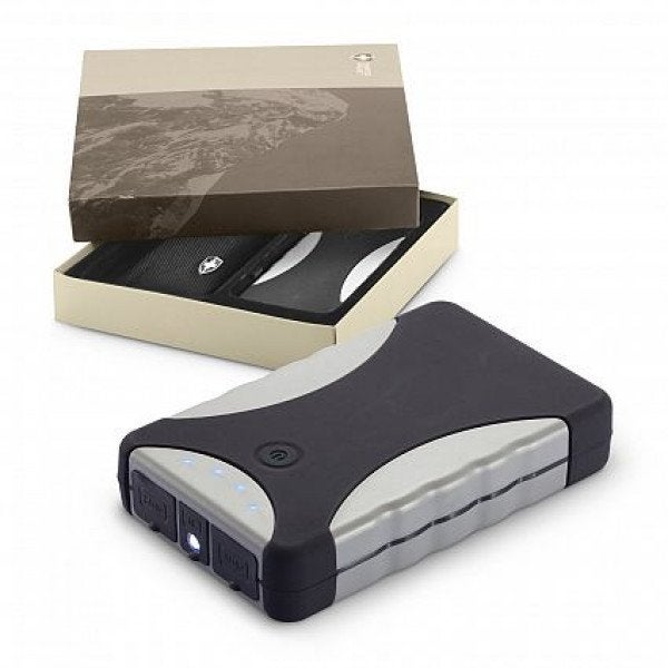 Custom Swiss Peak 8800mAh Power Bank