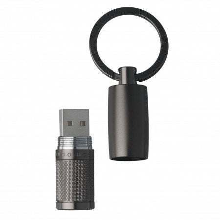 USB STICK PURE MATTE DARK CHROME 16GB