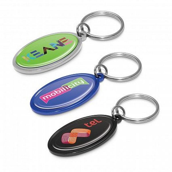 Custom Surf Key Ring