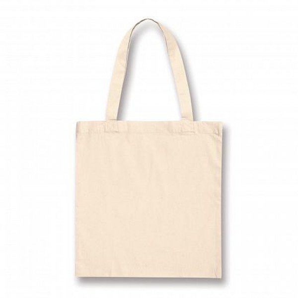 Custom Sonnet Cotton Tote Bag