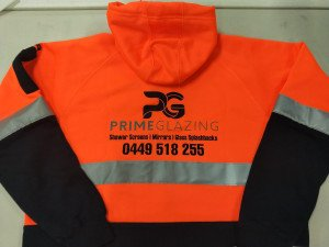 Fully Promoted Screen Printing