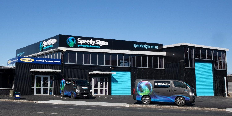 Speedy Signs Rotorua
