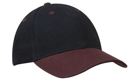 Brushed Cotton Cap