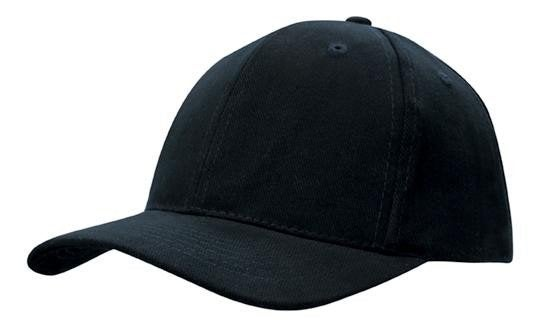 Brushed Heavy Cotton With Snap Back Cap