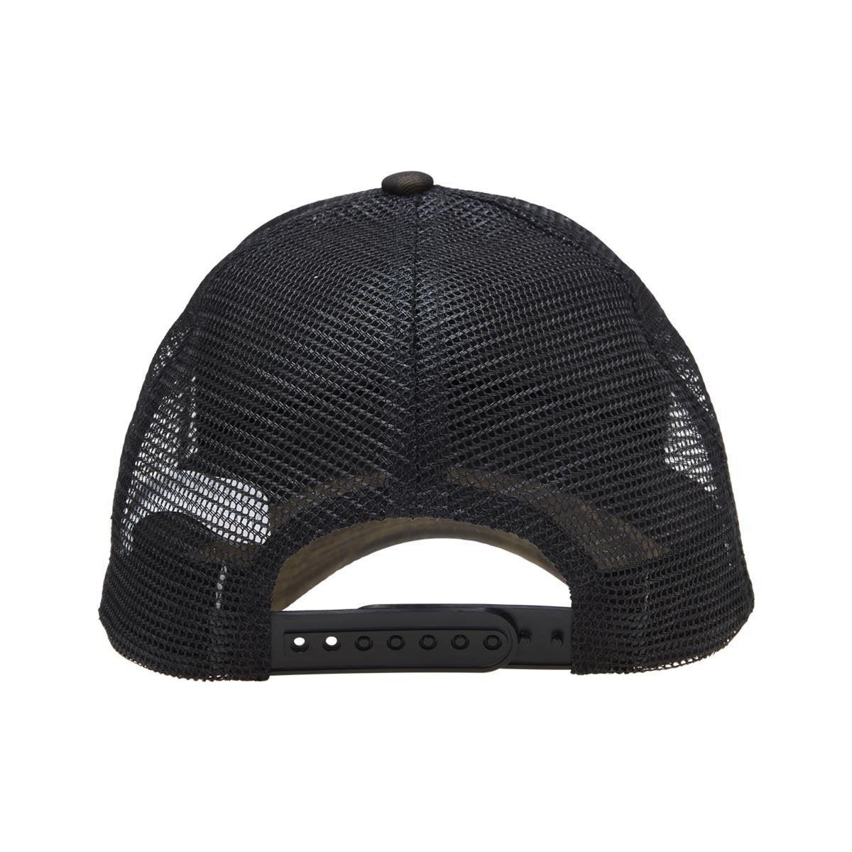 Black Camo Trucker Cap