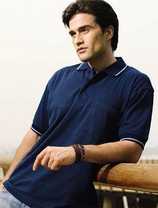 Bocini Pocket Polo