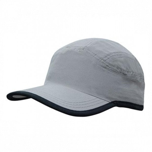 Custom Microfibre Sports Cap With Trim