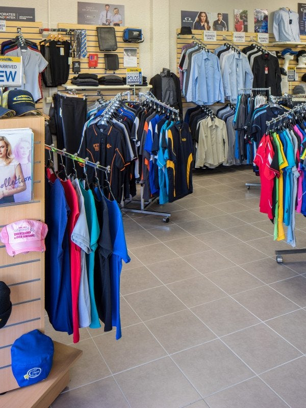 Over 50 Stores Australia Wide - Fully Promoted (formerly EmbroidMe)