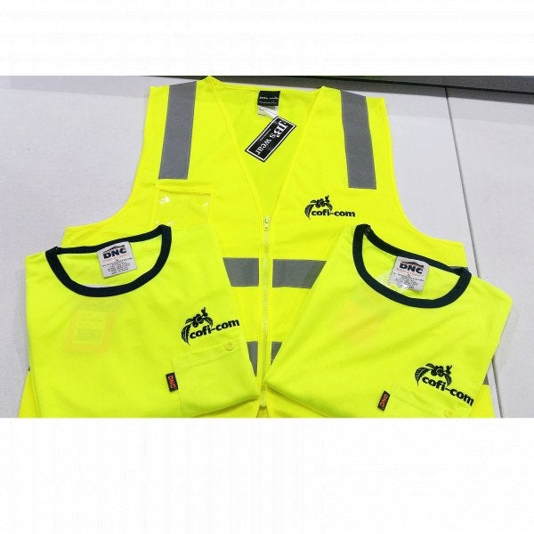 Hi-Vis T-Shirts and Singlets