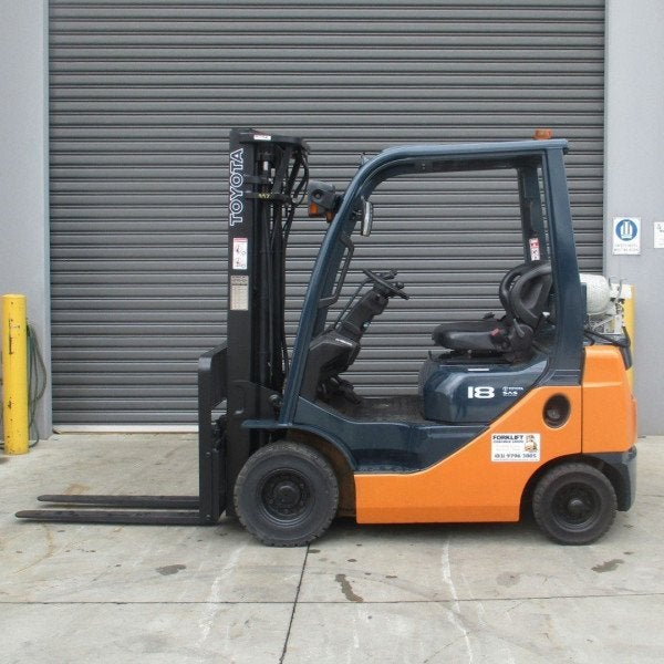 Forklift Clearance Centre - Servicing