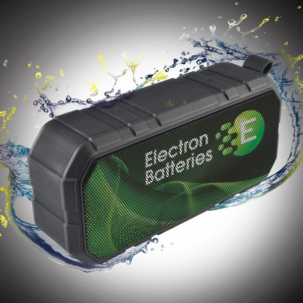 Custom Escape Water Resistant Bluetooth Speaker