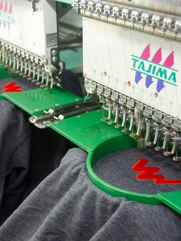 In-house Embroidery & Printing - Fully Promoted (formerly EmbroidMe)