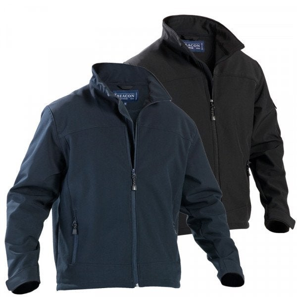 Custom Perkins Softshell Jacket