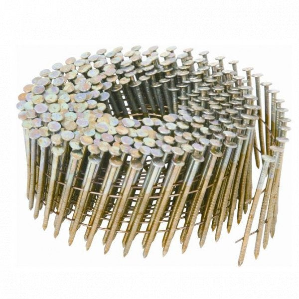 Screw Electro Gal Coil Nails