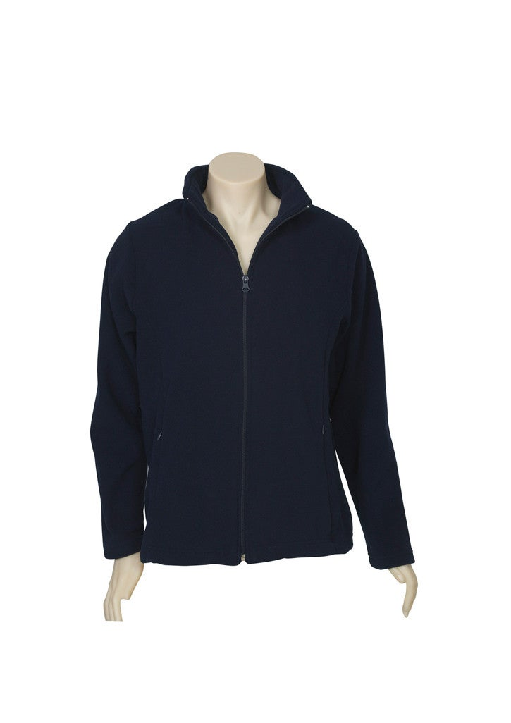Plain Micro Fleece Jacket