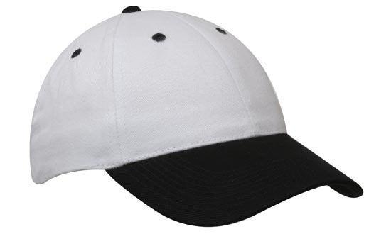 Brushed Heavy Cotton Cap