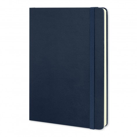 Moleskine® Large Classic Hard Cover Notebook - Ruled