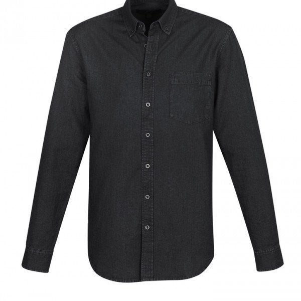Custom Indie Mens Long Sleeve Shirt
