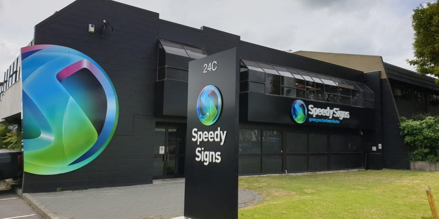 Speedy Signs East Tamaki