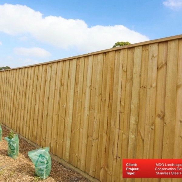 Timber Fencing in Melbourne | Online Fence Supplies