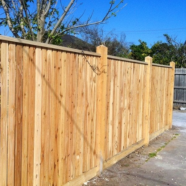 5 ways to keep your wooden fence maintained year round