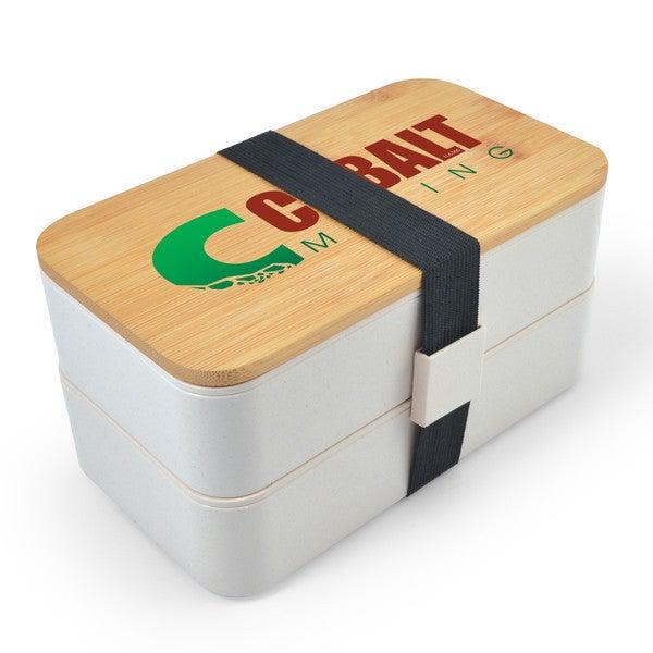 Custom Stax Eco Lunch Box