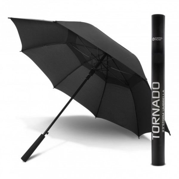 Custom Swiss Peak Tornado 58cm Umbrella