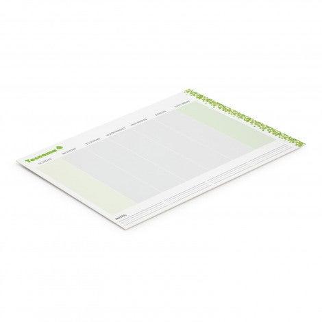 A2 Desk Planner - 50 Leaves