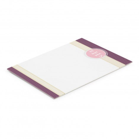 A4 Note Pad