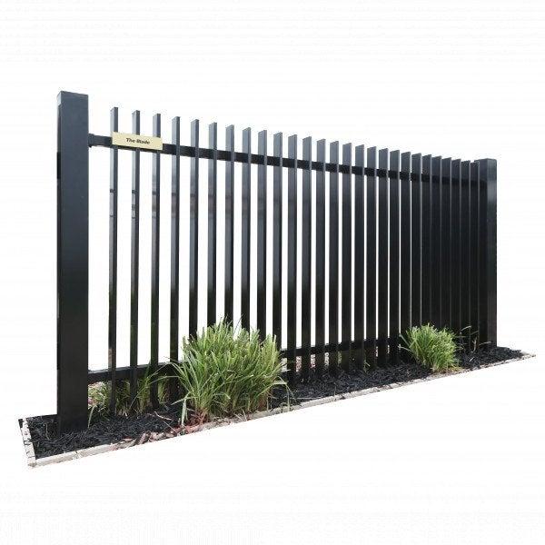 The Blade Fence Range