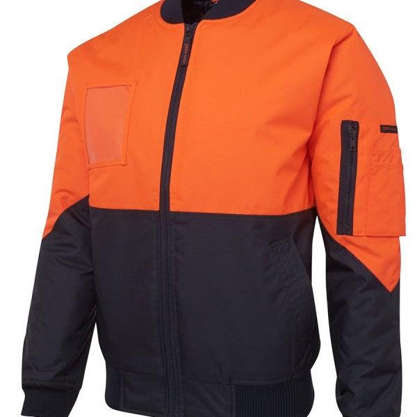 Custom Hi Vis Flying Jacket